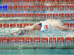Việt Nam to compete in world swimming champs