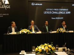 Lexus Challenge 2019 to tee off at Laguna Lăng Cô Golf Club