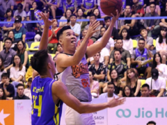 Danang Dragons beat HCM City Wings on the road