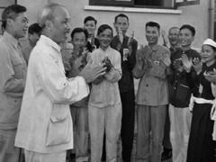 President Hồ's testament highlighted inexhibition