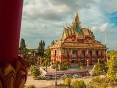 140 year-oldpagoda in An Giang is a must-see