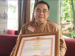 Traditional artist to be honoured