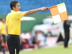 Referees, assistants banned from V.League