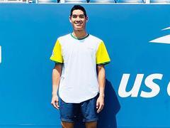 Thái Sơn Kwiatkowski ousted from US Open
