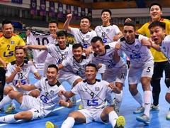 AFC congratulates Thái Sơn Nam futsal club
