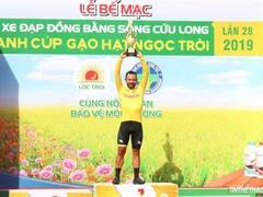 Jordan Parra triumphs at Mekong Delta cycling event