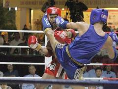 National muay champs started in Thanh Hóa