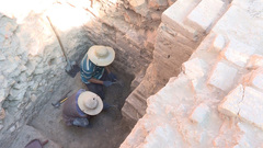 Chăm relics of 4th century unearthed