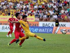 Sông Lam Nghệ An end winless streak