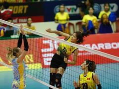 Việt Nam into int'l volleyball tournament's semi-finals