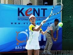 Nam and Trang win VTF Masters