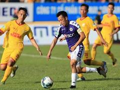 Hà Nội lose home advantage for run-in