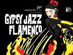 'Gypsy Jazz Flamenco Night' at Cool Cats Jazz Club