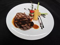 Grilled Australian Beef Ribeye