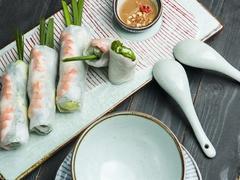 Ngon Garden serves dinners through Tết with a lì xì (lucky money) in the first lunar month