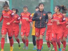 Women footballers to land in Jeju for Olympic qualifier