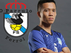 Hòa to play for Spanish O Parrulo Ferrol FS