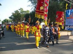 Cần Giờ's Nghinh Ông Fest begins