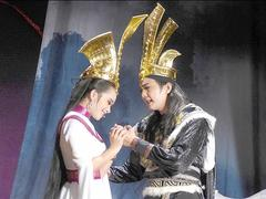 Cải lương play on Vietnamese legends to be staged after festival