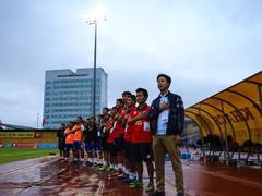 Quảng Nam at risk of relegation