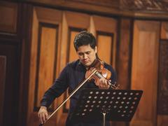 Violinist Bùi Công Duy to celebrate Beethoven's birthday