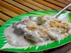 Try Bến Tre's specialtieswith coconut milk