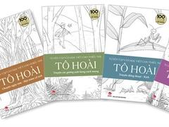 Book series featuring Tô Hoài's literary works for children released