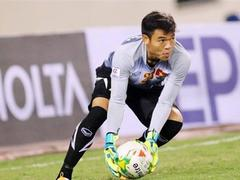 After success with Viettel, goalie Mạnh targets return to national team