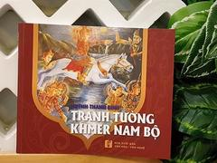 New book features Khmer murals in southern VN