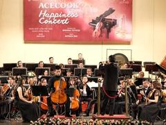 Happiness Concert comes to cities in January