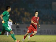 Quyết scores on return to national team