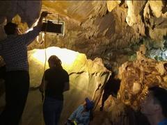 Thẳm Khến cave, natural masterpiece in Điện Biên