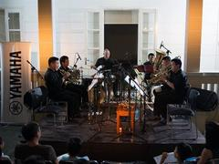 Hanoi Brass Band & Friends to perform at JF Garage Concert