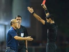 Park banned and fined after SEA Games red card