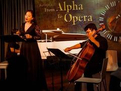 "Concert ""Beautiful Baroque"" at Salon Saigon"