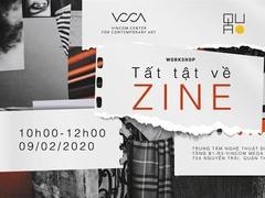 Workshop onzine publication