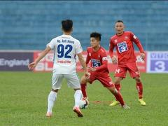 Hải Phòng tie with Quảng Nam in V.League 1