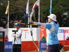 Việt Nam wins three golds at Asia Archery Cup