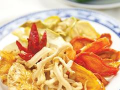 Tuber pickles and dried radish salad, two must-try dishes of Nghệ An