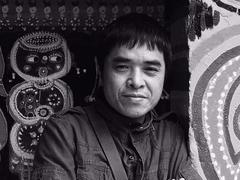 Meditation helps ethnic minority artist find himself