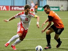 Sơn voted one of top players of AFC Cup's first two matches