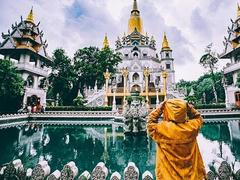 Two pagodas among world's most beautiful Buddhist monuments: Natgeo