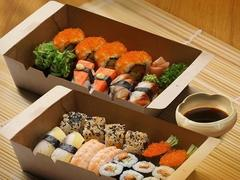 Smorgasbord of cuisines on offer for delivery