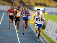 With region conquered, middle-distance runner Thái sets sight on further glory