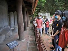 Hà Nội attractions reopen for tourists