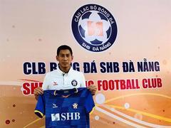 Keeper Mạnh finds new home at SHB Đà Nẵng