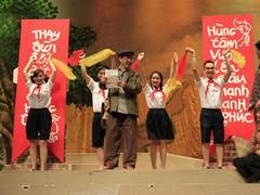 Lưu Quang Vũ's drama marks return of cultural events
