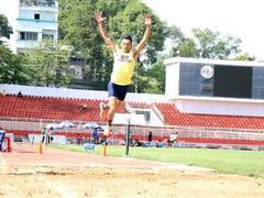 HCM City triumph at Thống Nhất Speed Cup athletics tournament