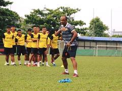 Brazilian coach eyes great times at Gia Định FC
