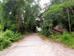 Discovering local myths atop Ba Thê Mountain